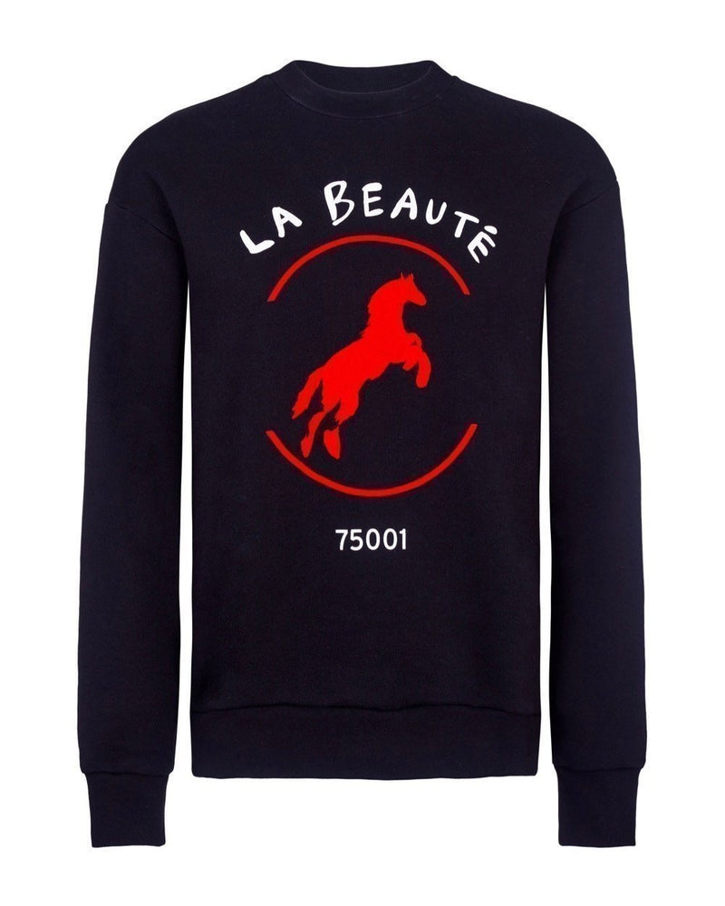 La Beaute Boyfriend Sweatshirt