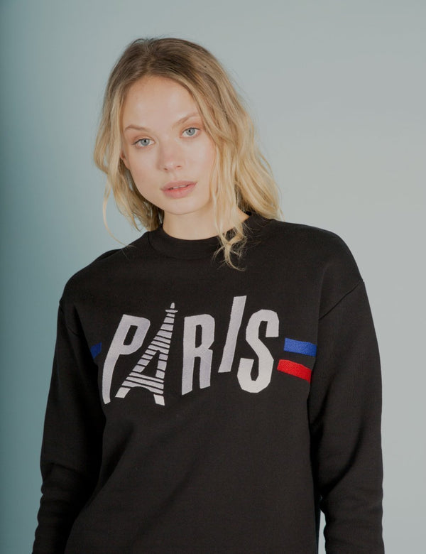Paris Boyfriend Sweatshirt