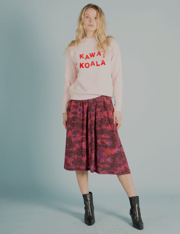 Red Dot Animal Amelie Skirt