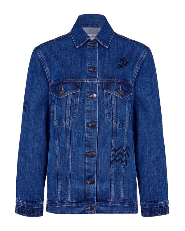 Tame Oversize Denim Jacket
