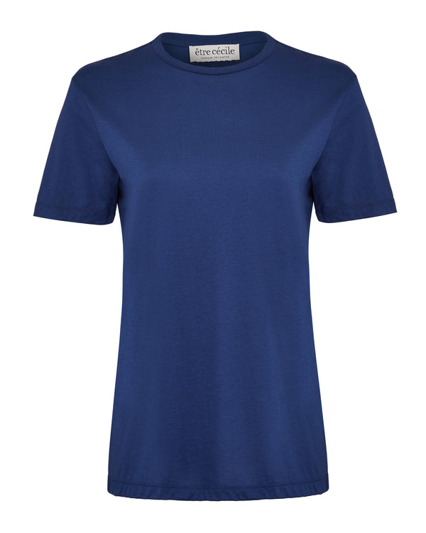 Silk Cotton T-shirt
