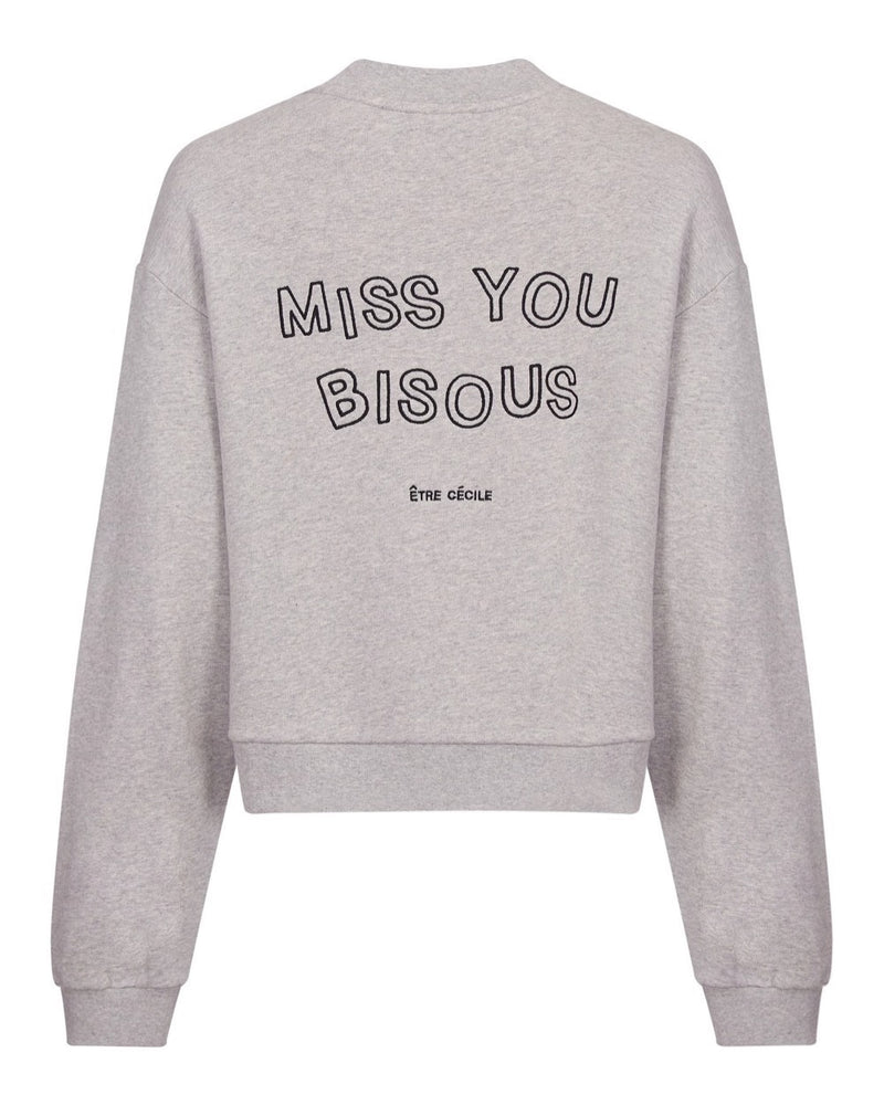 Kiss Grid And Miss You Bisou Alexis Sweatshirt