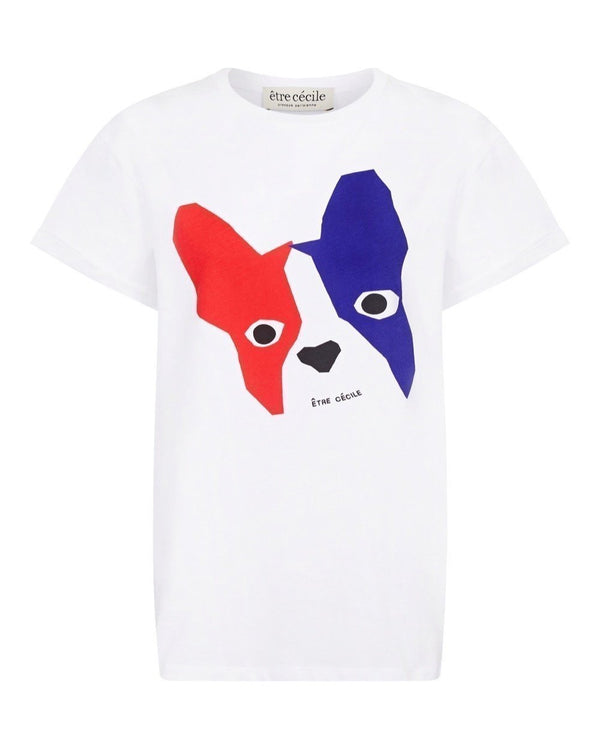 Dog Face Oversize T-shirt