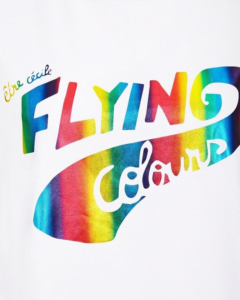 Flying Colours Rainbow Oversize T-shirt