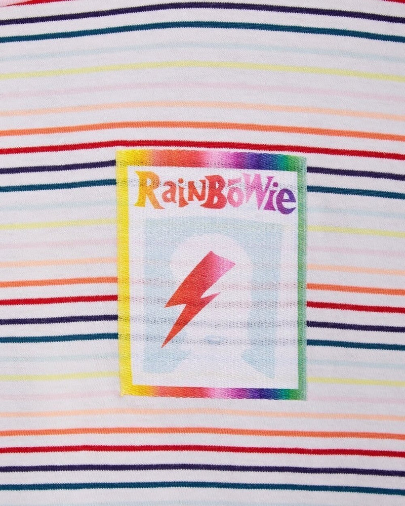 Rainbowie Patch T-shirt