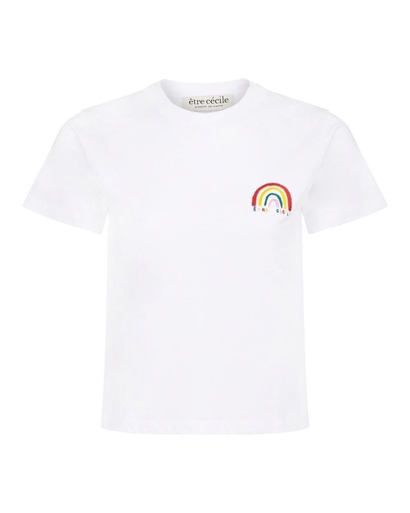 Rainbow Patch Inez T-shirt
