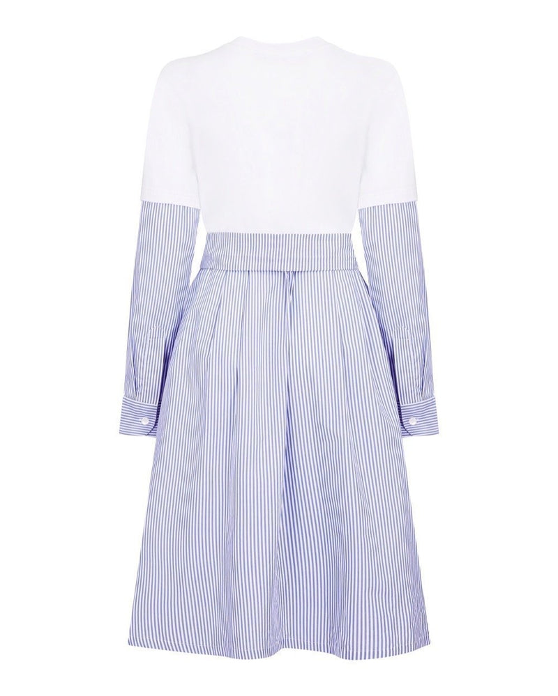 Stripe Jersey Lucy Dress