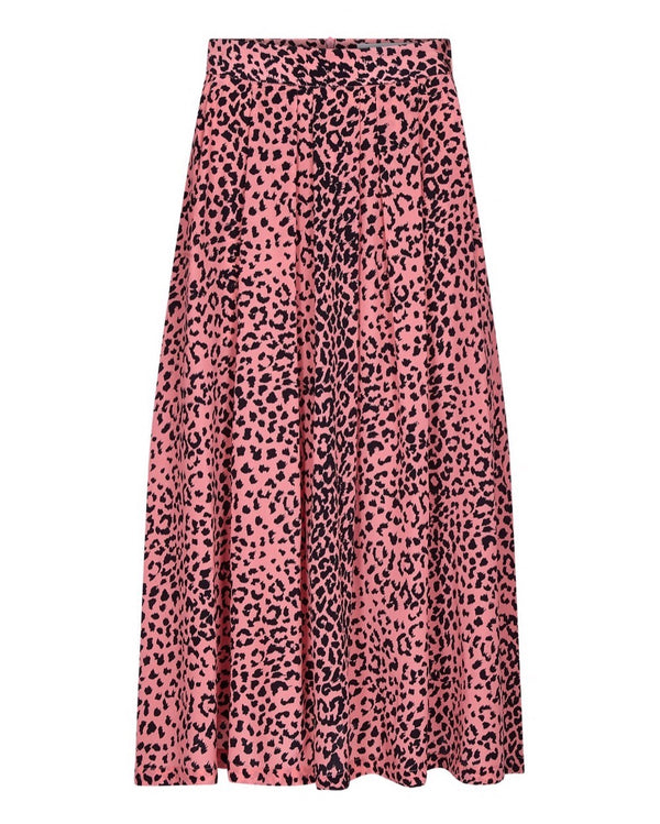 Animal Print Amelie Skirt