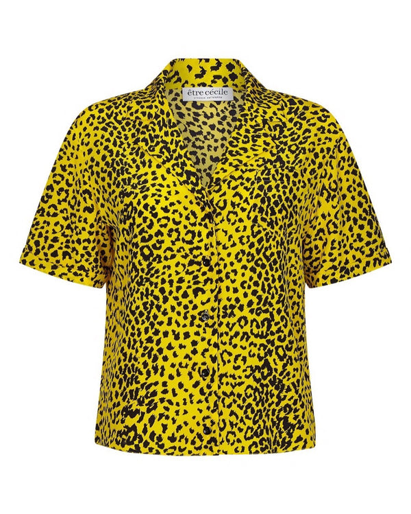 Animal Print Maude Shirt