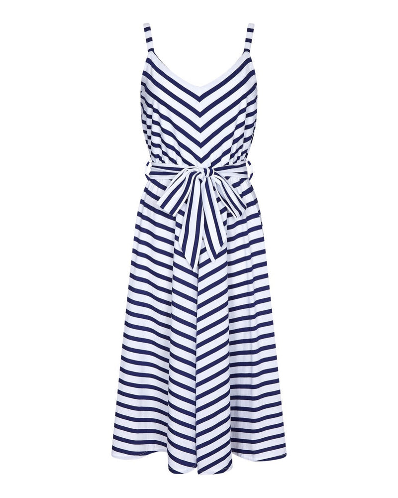 Breton Stripe Paris Sun Dress