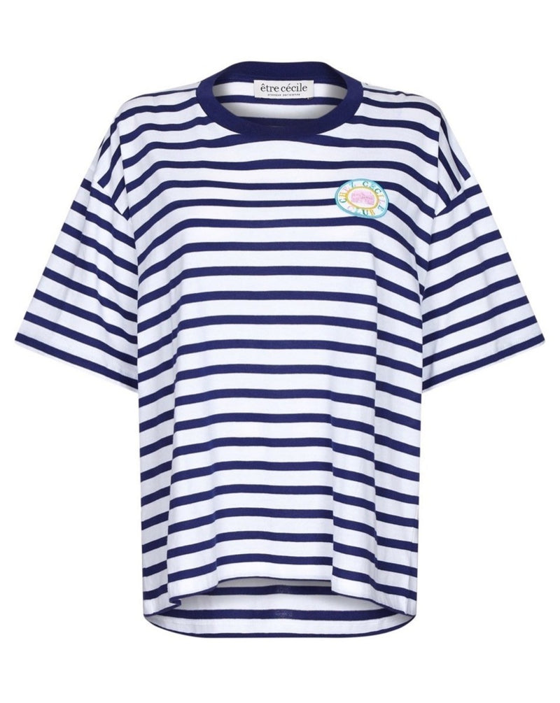Chez Cecile Club Badge Juliette T-shirt