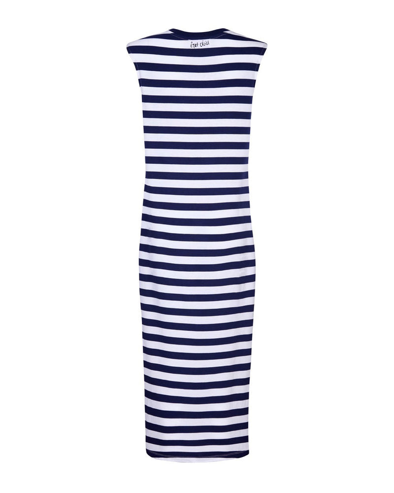 Badge Breton Anais Maxi Dress