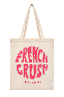 French Crush Tote Bag