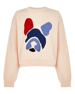 Dog Colourblock Alexis Sweatshirt