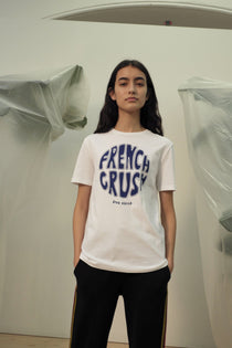 French Crush Printed Classic T-shirt