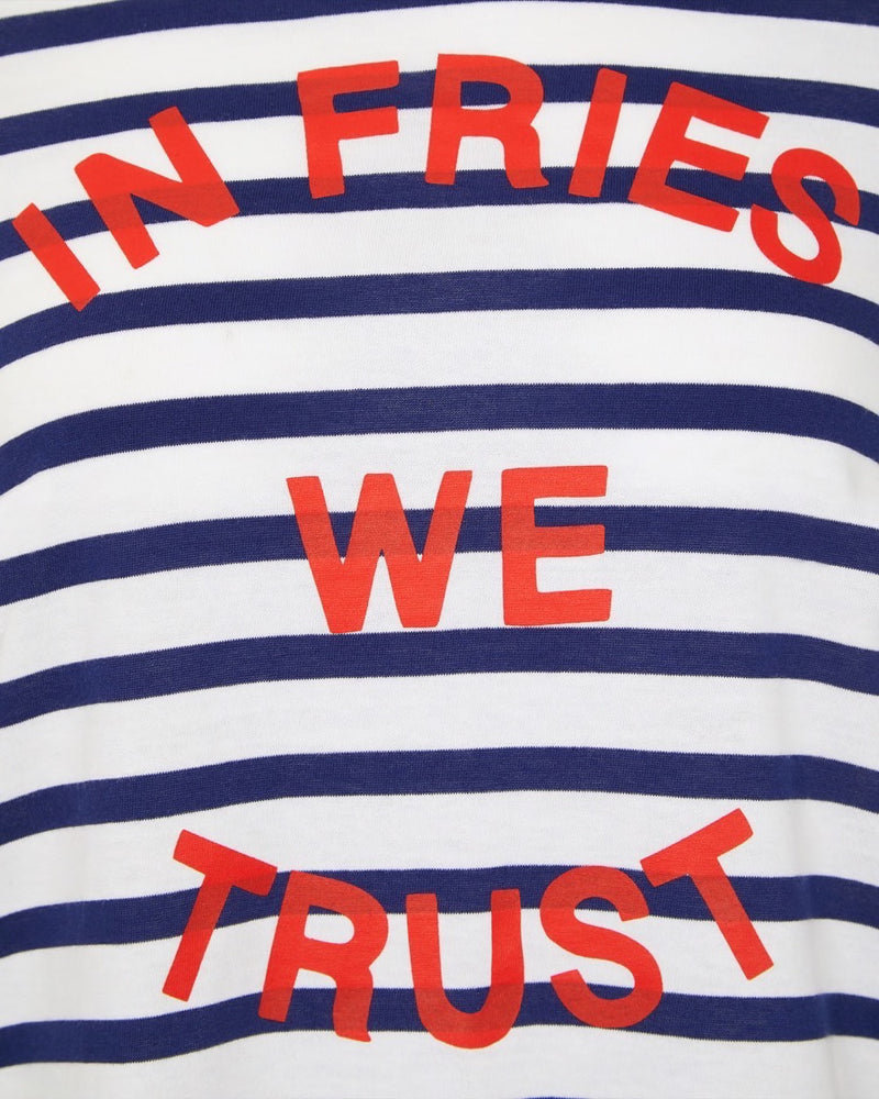 In Fries We Trust T-shirt