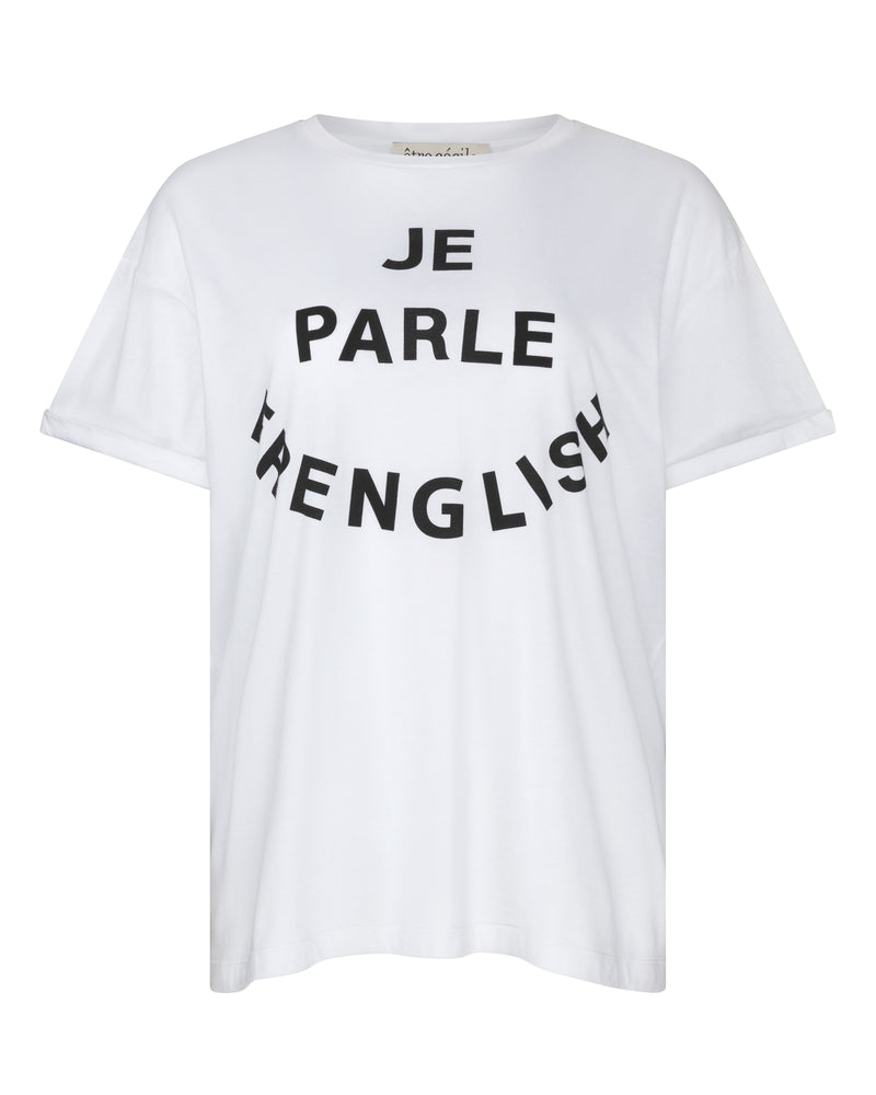 Je Parle Frenglish Oversize T-Shirt