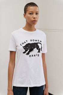 Chat Power T-shirt