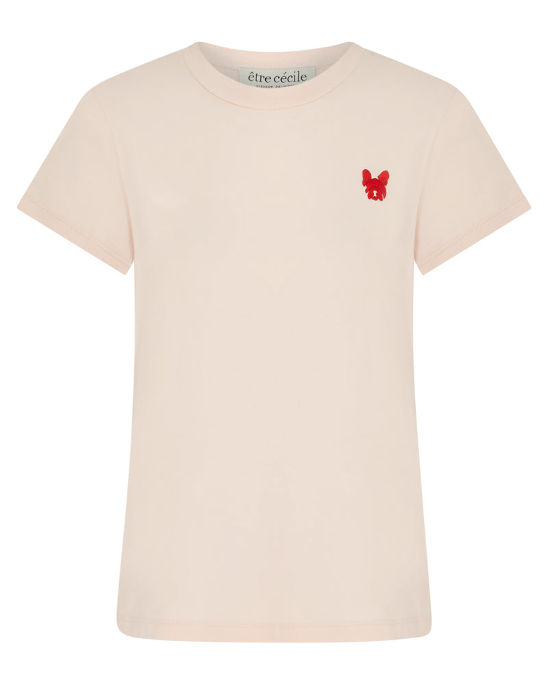 Presque Parisienne Badge Inez T-shirt