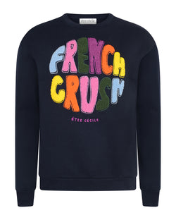 French Crush Boyfriend Sweatshirt