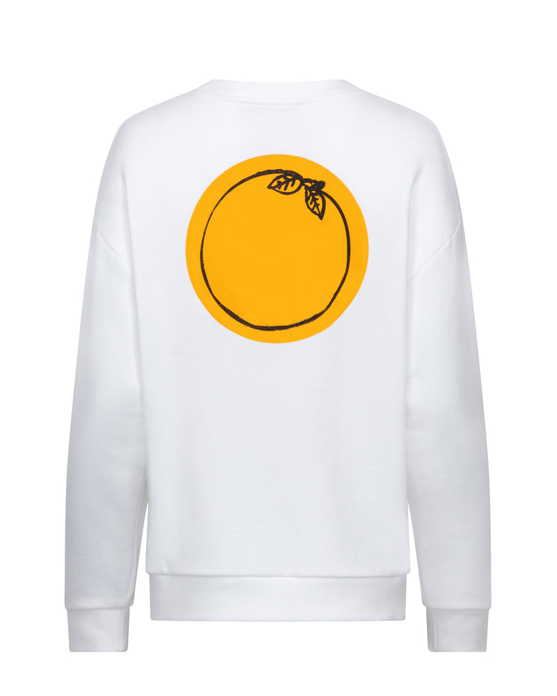 Peaches Boyfriend Sweatshirt