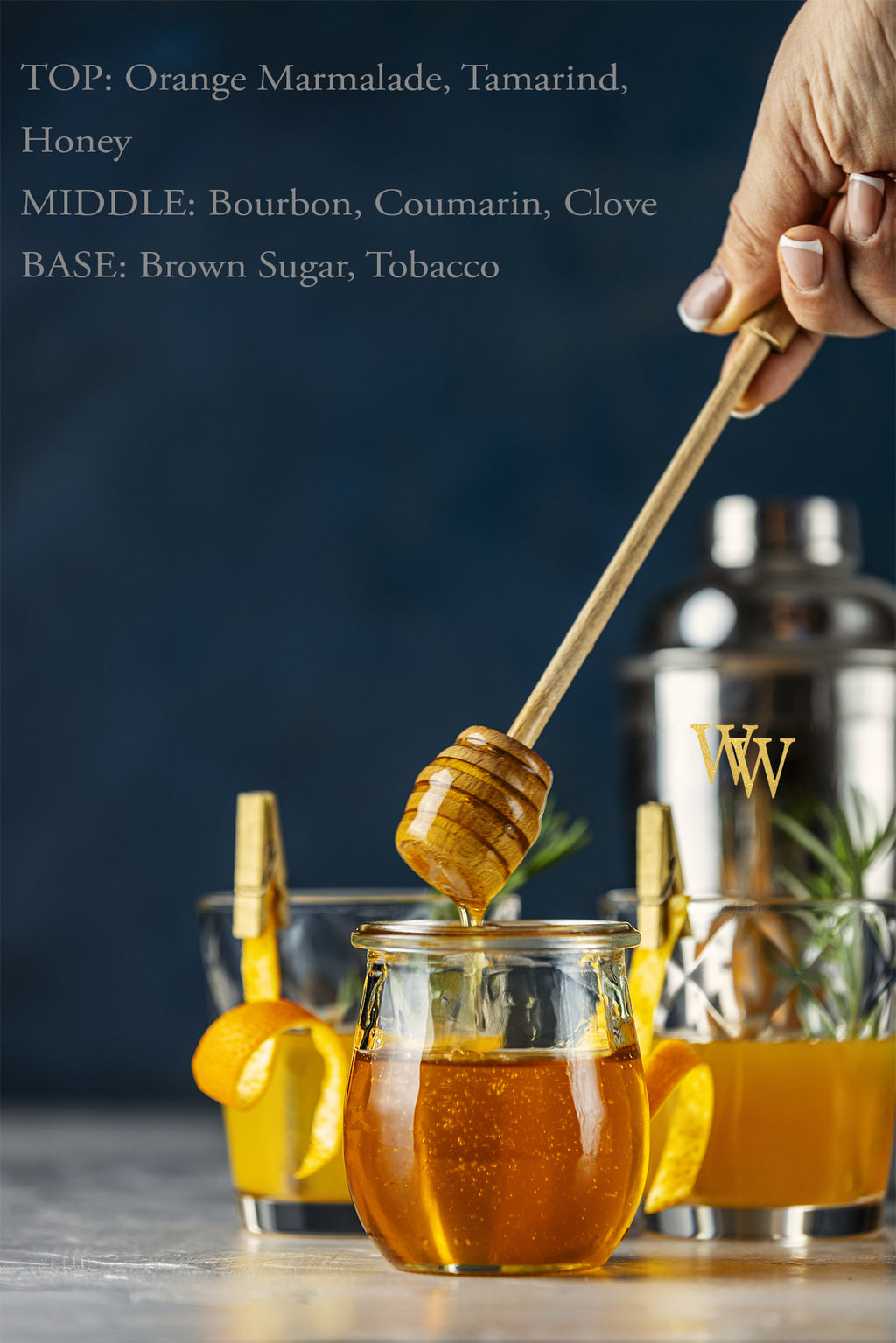 Honey + Bourbon