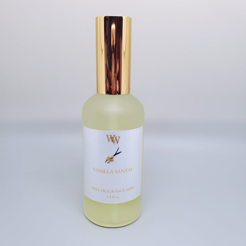 Fine Fragrance Body Mist | Vanilla Santal | 100 ml