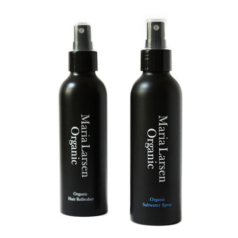 Økologisk Hair Refresher & Saltvands Spray