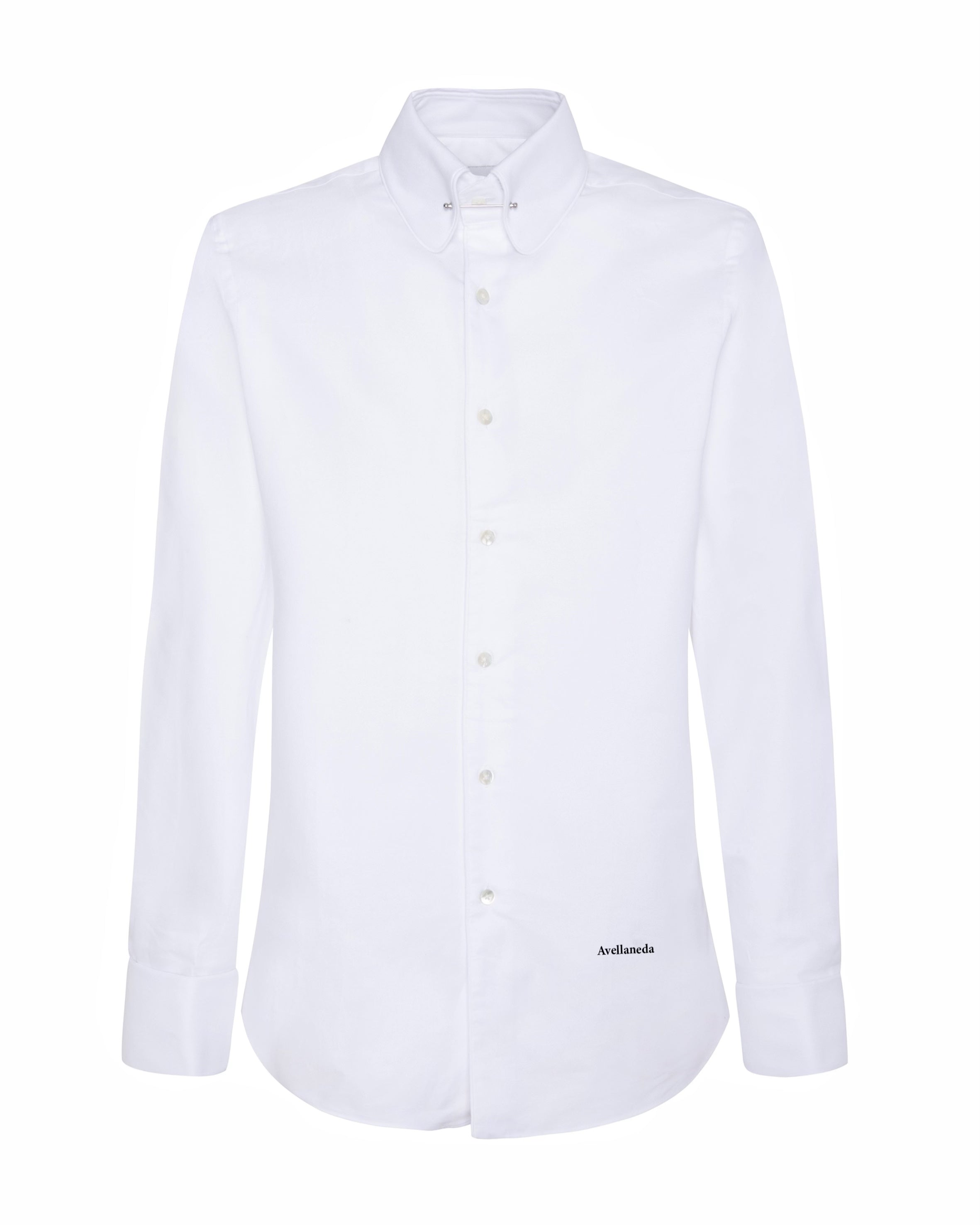 MEN'S COLLAR PIN SHIRT