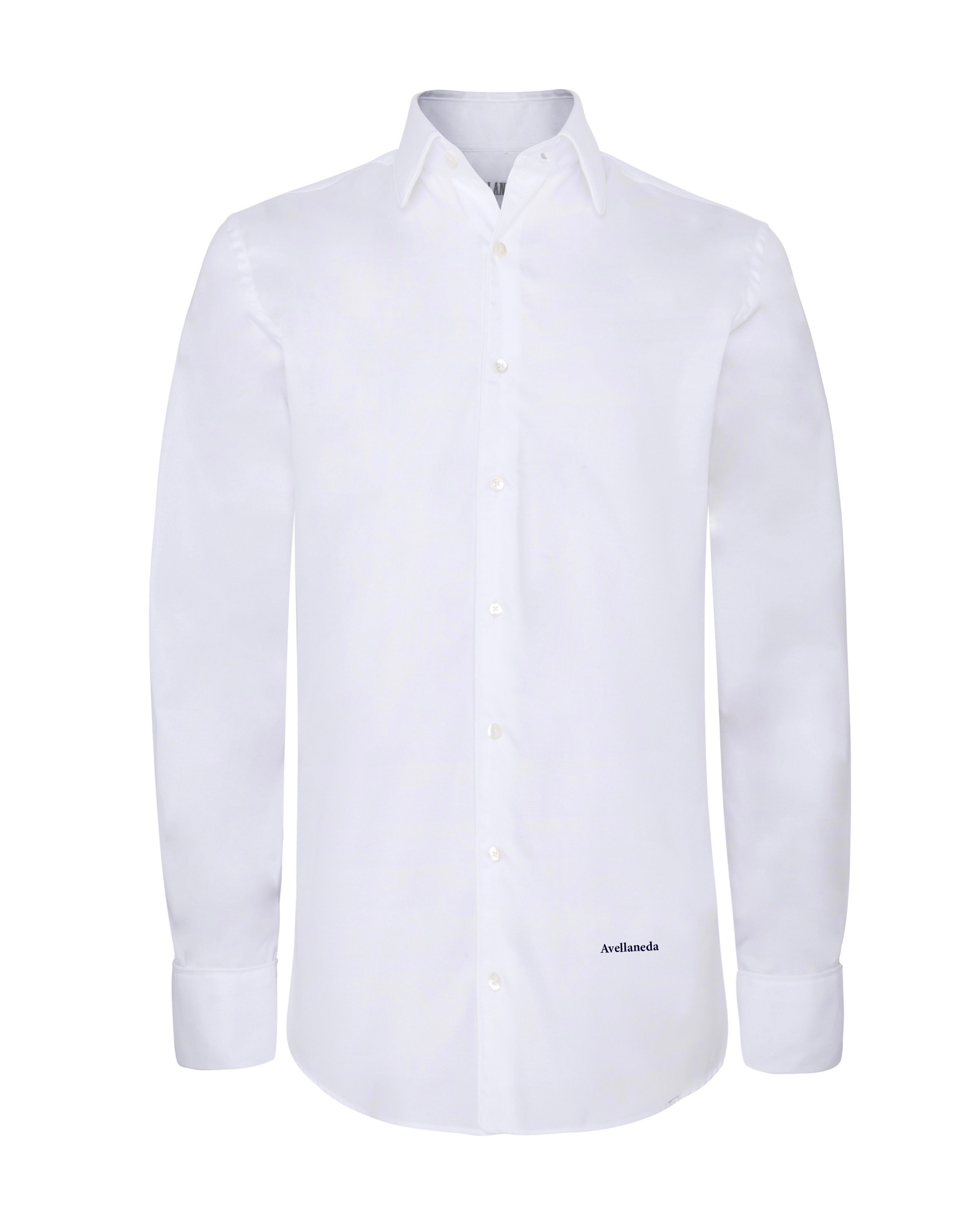 MEN'S CLASSIC WHITE SHIRT