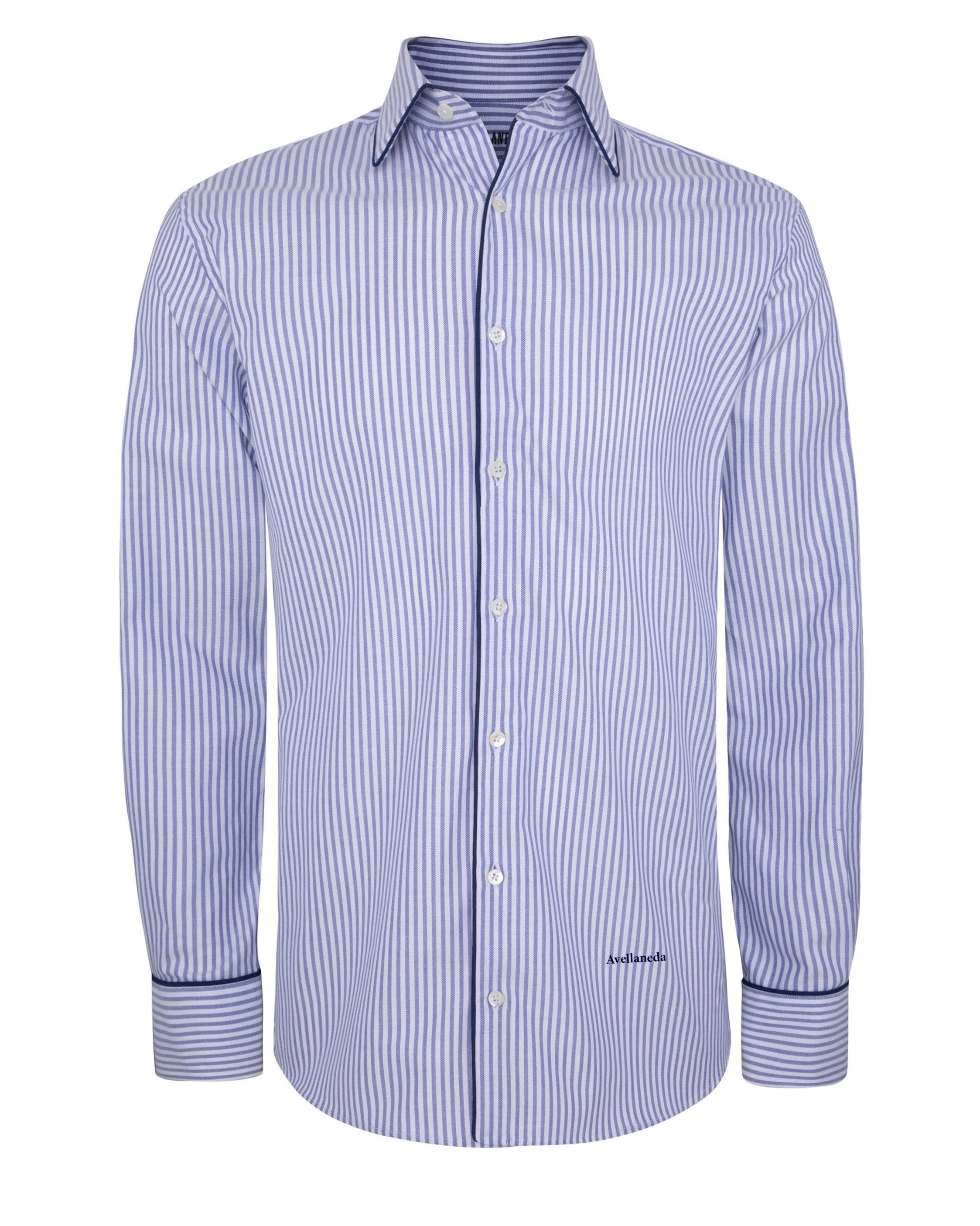 MEN'S CLASSIC STRIPED SHIRT