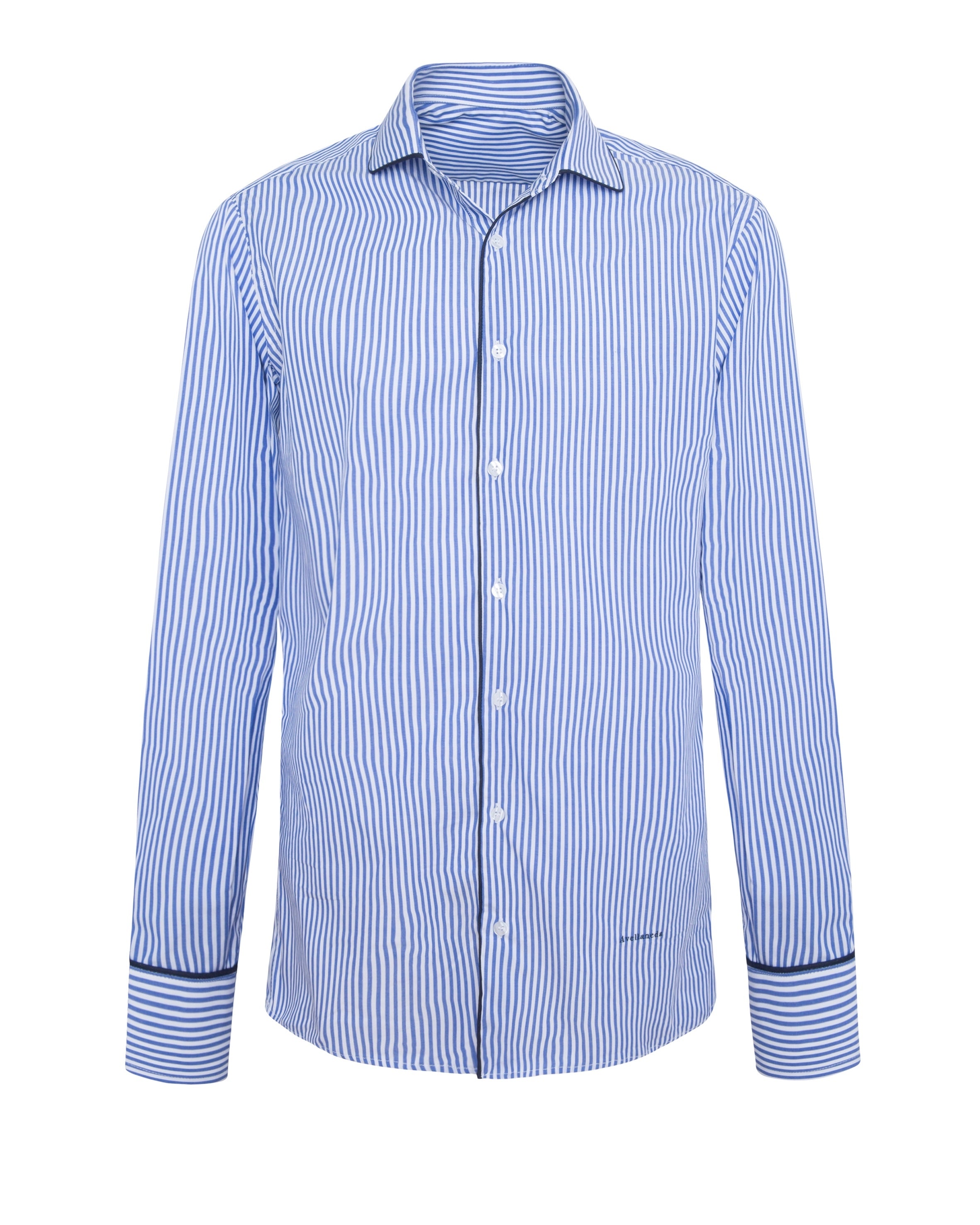 WOMEN'S CLASSIC STRIPED SHIRT
