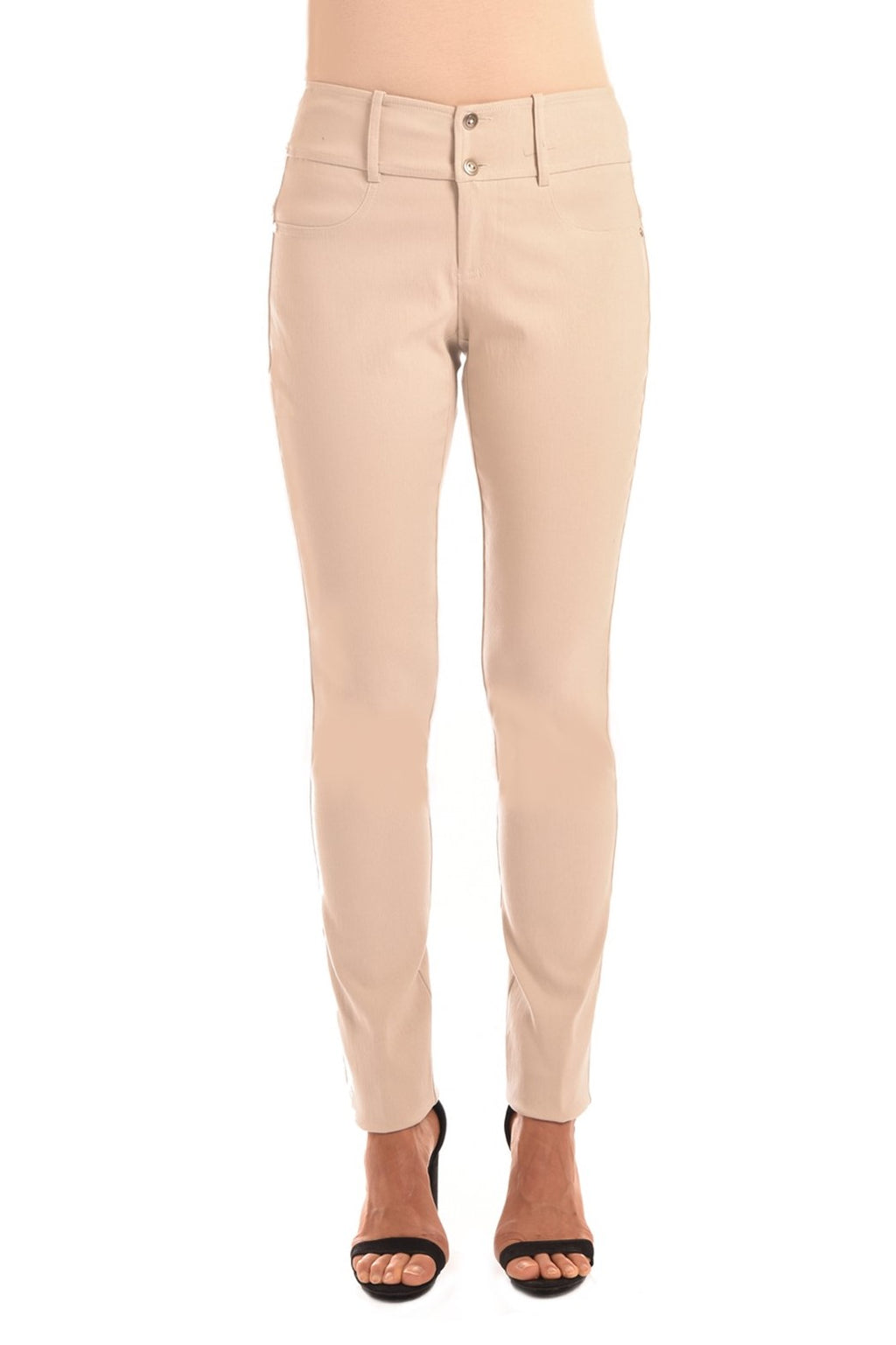 "Skinny 9"" Rise Ankle Pant"