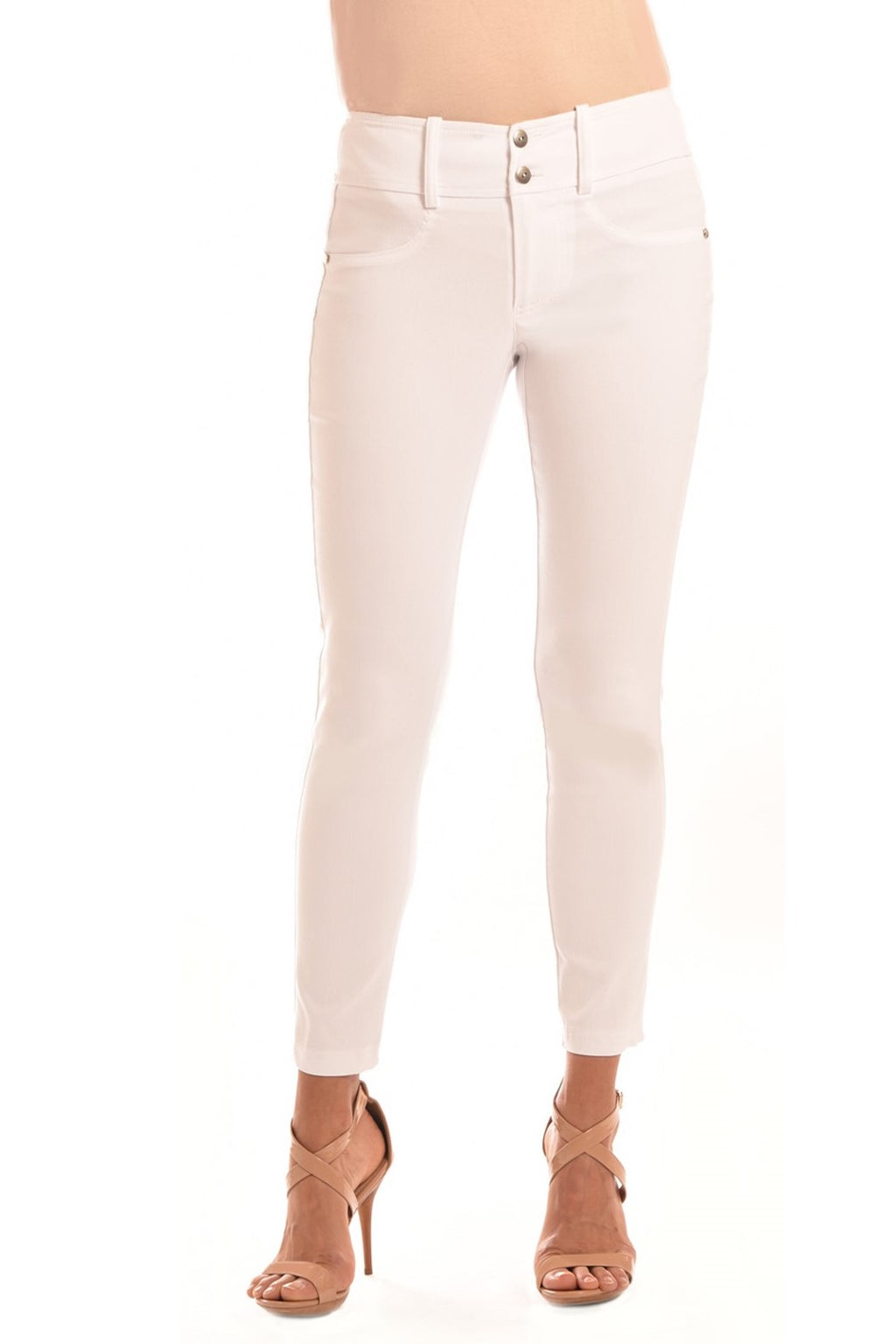 "Skinny 9"" Rise Cropped Pant"
