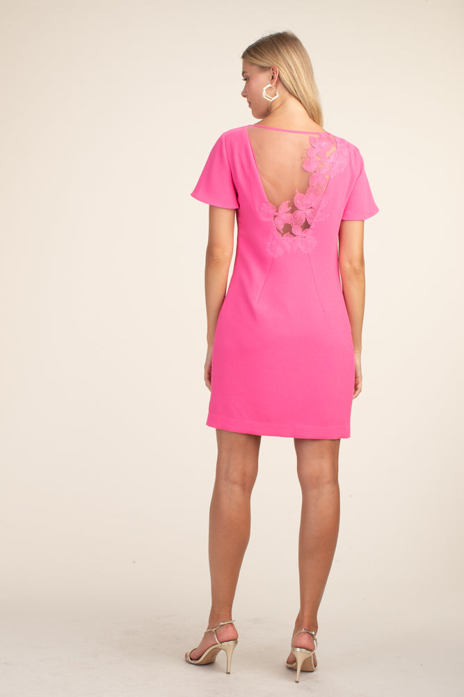 Catch Dress with Back Detail