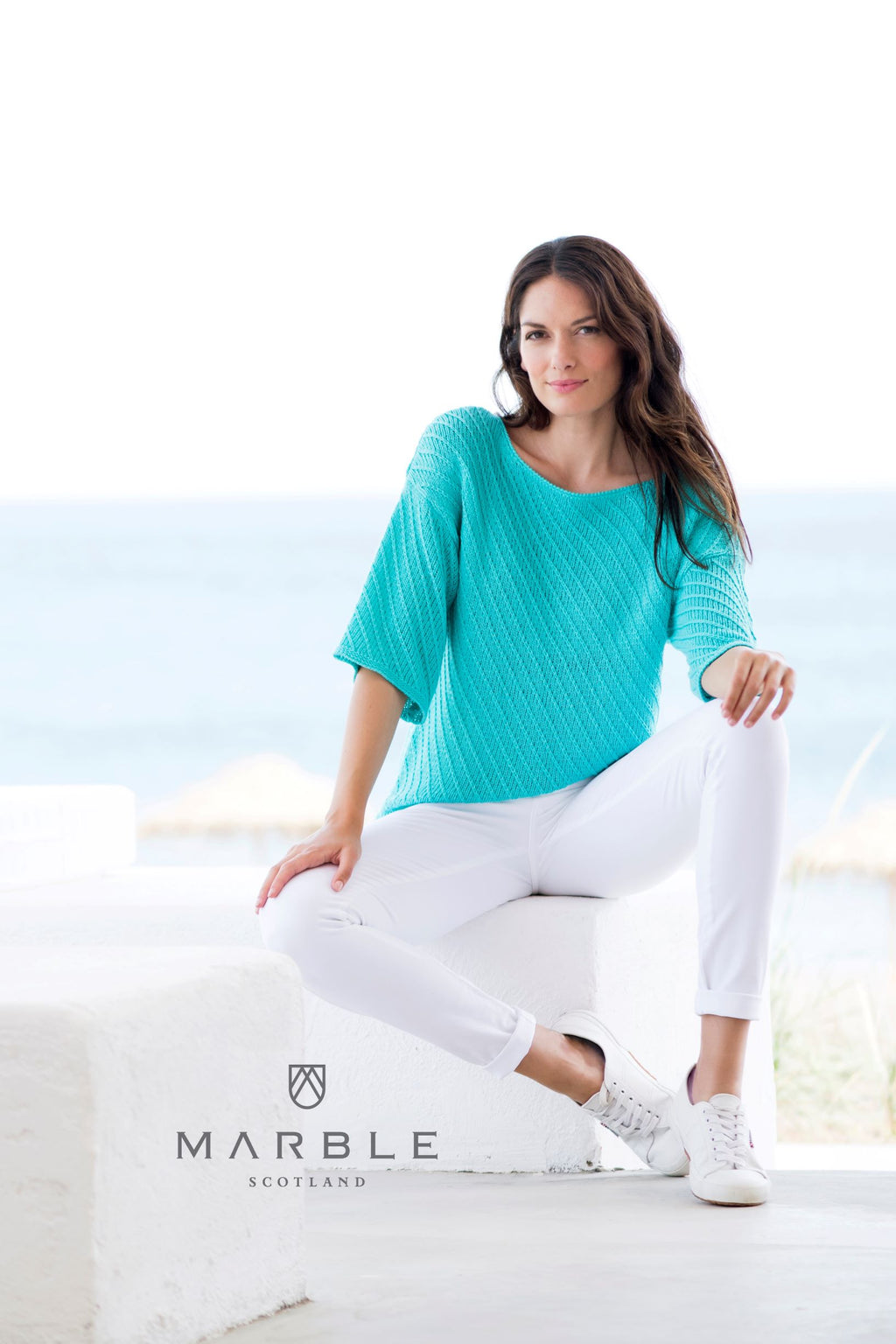 Short Sleeve Ribbed Sweater