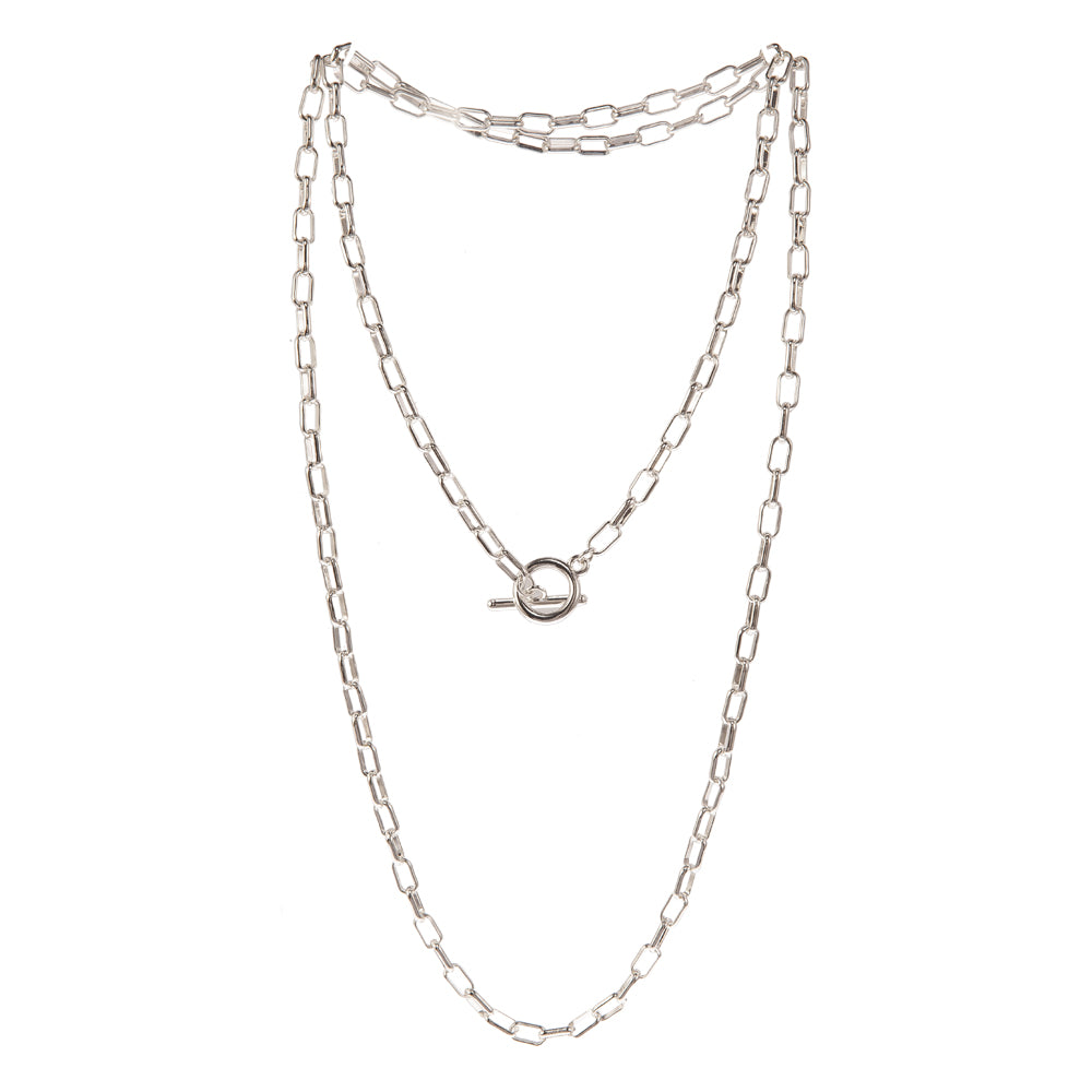 Eliana Double Strand Necklace