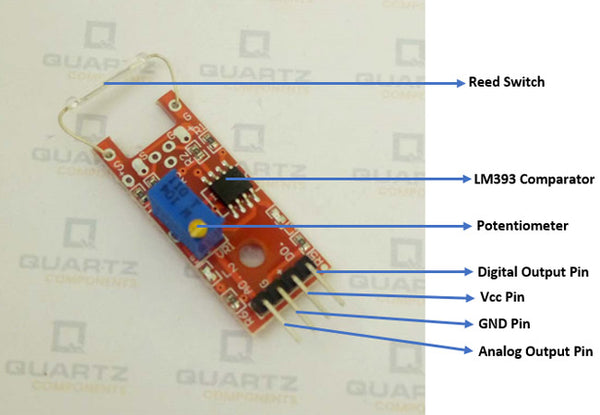 Ky025-Reed-Switch-Module