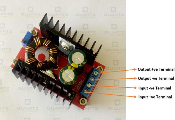 Step-Up-Boost-Converter