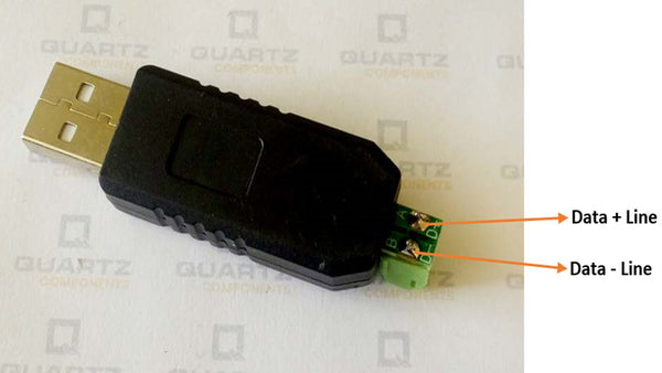 USB-to-RS485