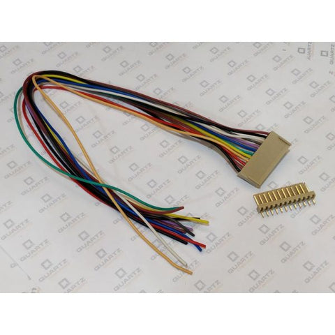 12-Pin Polarized Header Wire (Relimate Connector)