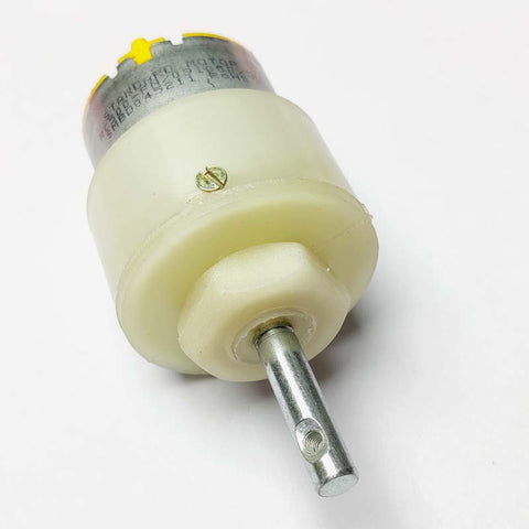 12V 30RPM Geared DC Motor