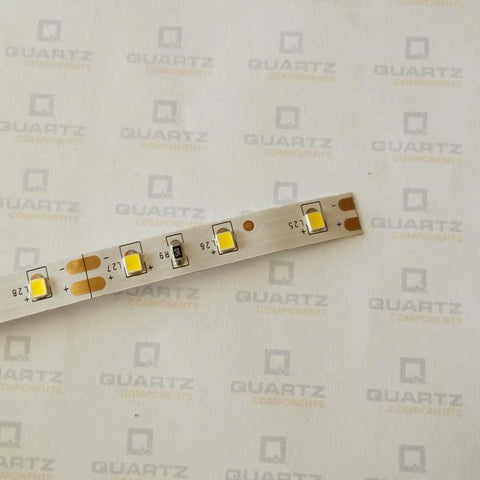 2835 12V White LED Strip - 1 meter