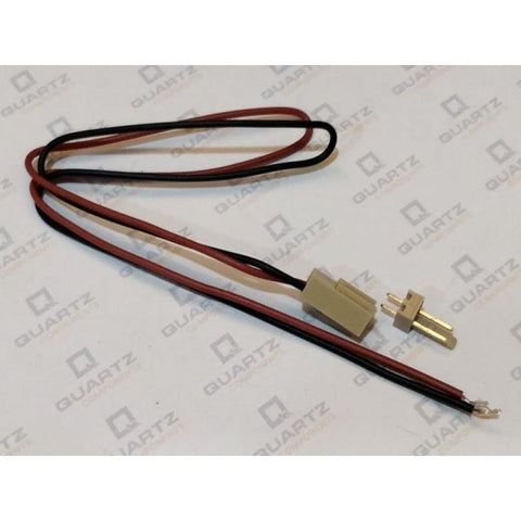 2-Pin Polarized Header Wire (Relimate Connector)