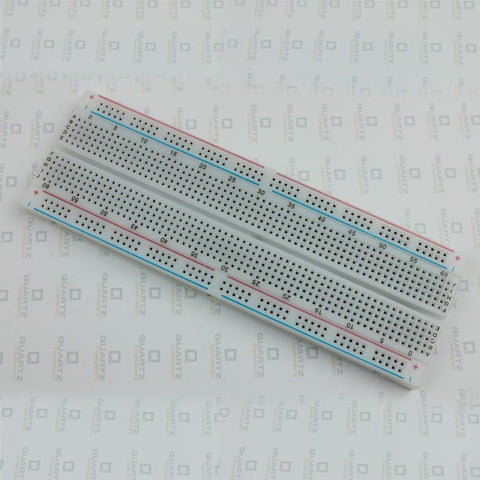 Colored Breadboard (MB-102 830 Point)