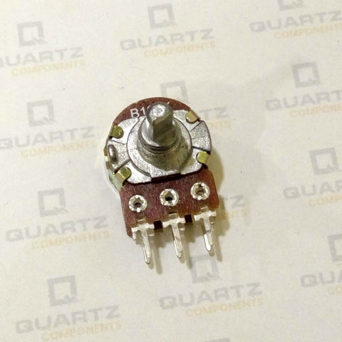 2 Gang/ Dual Rotary 100K Ohm Potentiometer