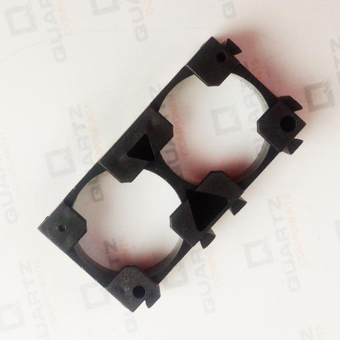 2 Section 18650 Lithium Battery Support Bracket
