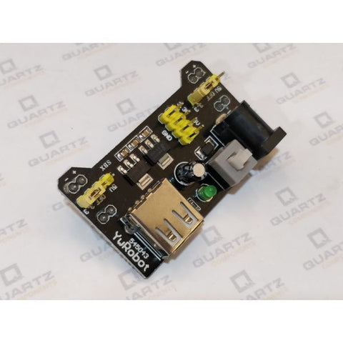 3.3V and 5V Breadboard Power Supply Module