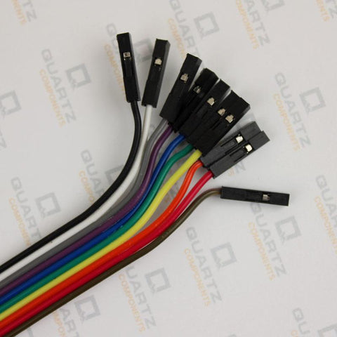 Female Connector wire pins