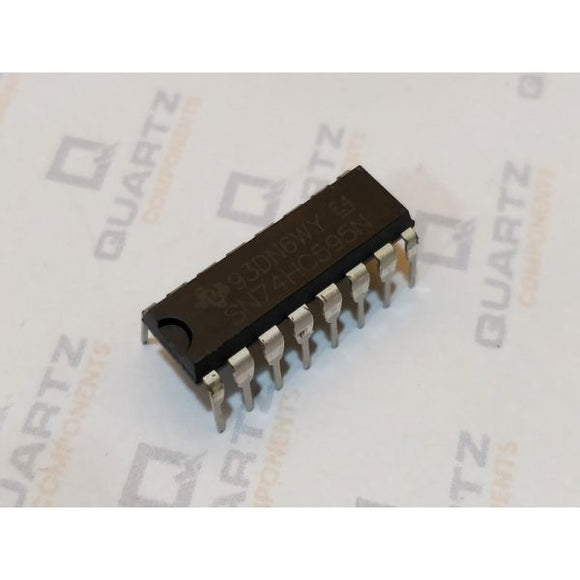 74HC595 8-bit Serial-to-Parallel Shift Register IC